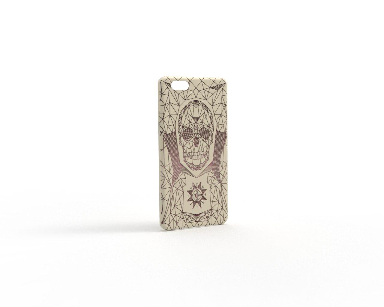 paisley-kaschmirgelb-silber-Handyhülle iphone 80.63